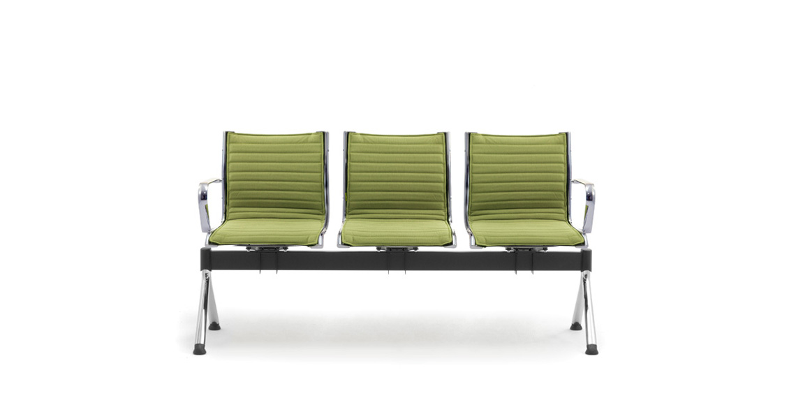 Reception benches chairs seating for medical center - Sedie da sala d attesa ...