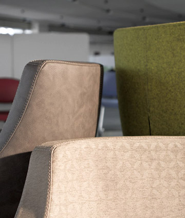 Leyform grants a 5-year guarantee on chairs, armchairs, sofas