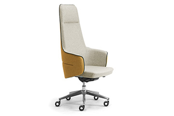 Executive high back office armchairs Opera