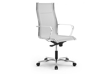 mesh executive visitor boardroom office chairs Origami RE