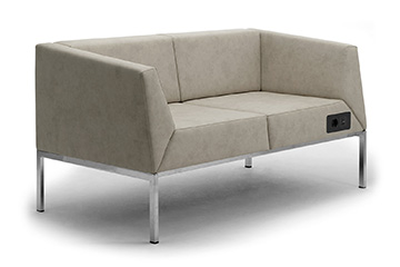 contemporary design lounge sofas for office waiting rooms KOS