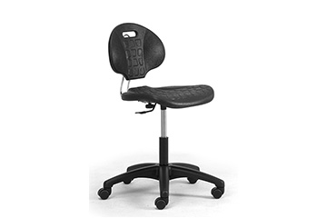 Task chairs for pharmaceutical, optical and electronic industries Officia
