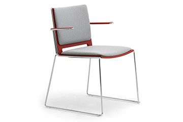 stackable chairs for churches meeting room hall I-Like