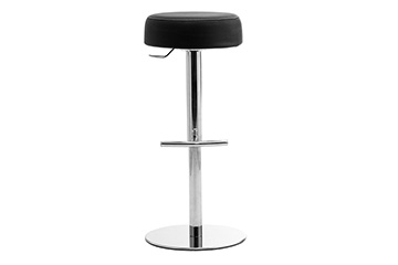 bar and counter swivel stools with vinyl seat Punto