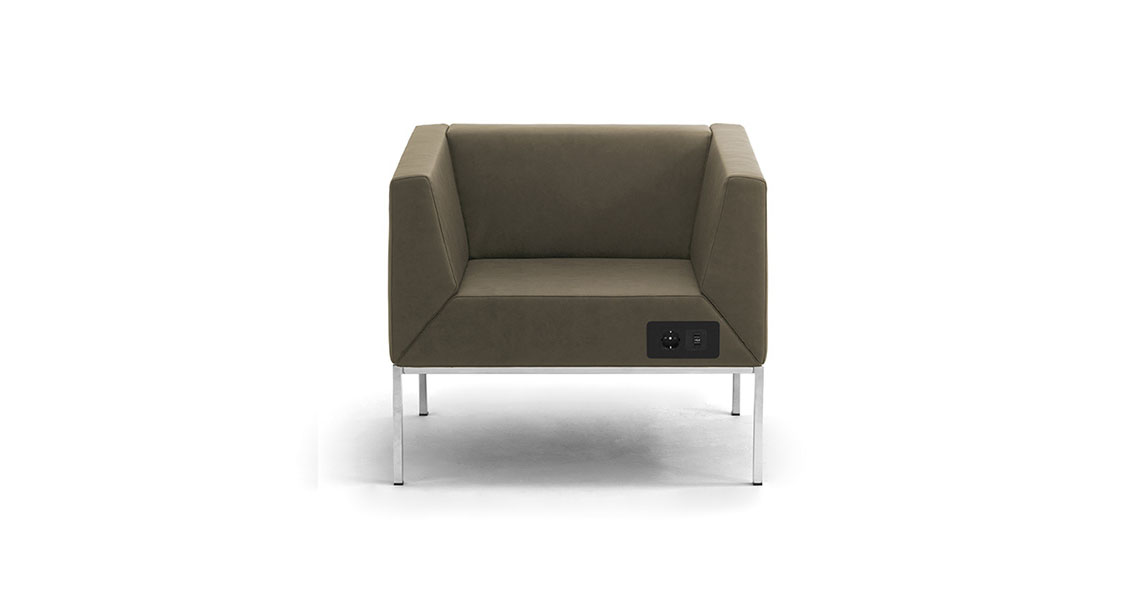 Contemparary Design Lounge Sofas For Office Waiting Rooms Leyform
